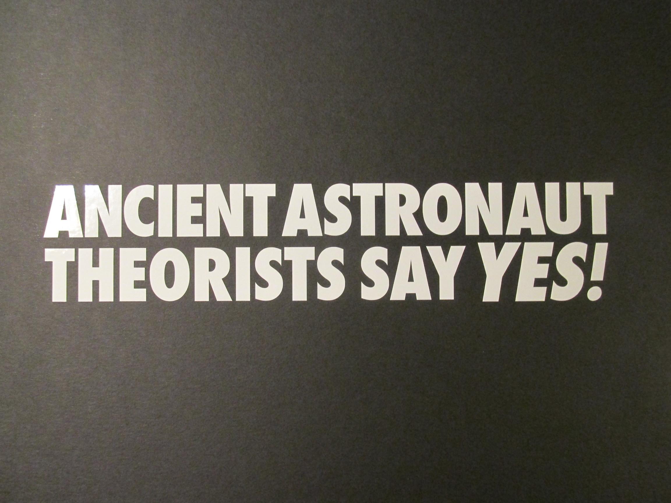 ancient astronaut theorists say yes   u2013 stonefly custom vinyl